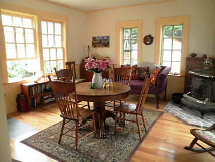Dining room, Farmhouse Cottage