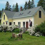 Oak Point Farmhouse in Harrington