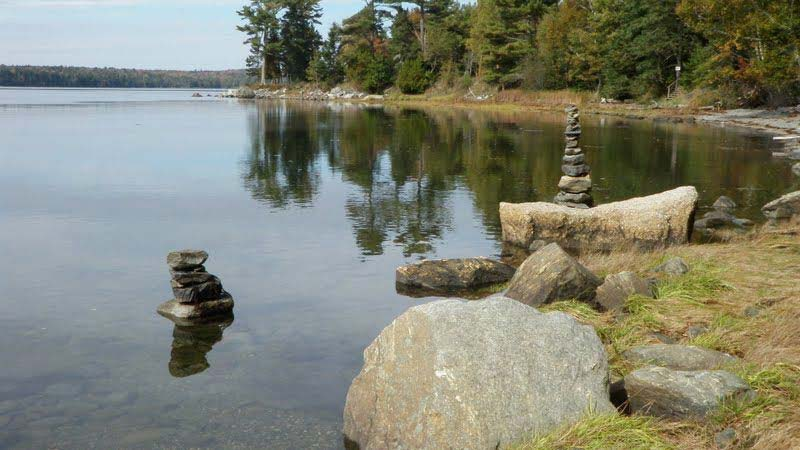 Private Cottage Rental With Beach Acadia Maine Vacation