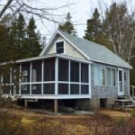 Hodgkins Haven, Oceanfront Cottage