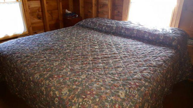 Hodgkins Haven, Oceanfront Cottage View - Bedroom