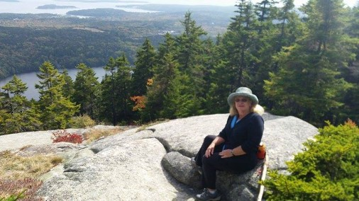 Near Acadia National Park, area attractions, Cadillac mountain, hiking
