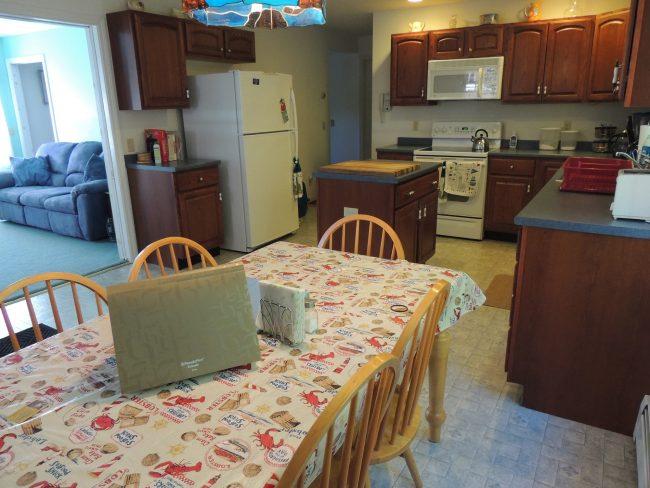 Acadia Dreamscape, Kitchen view