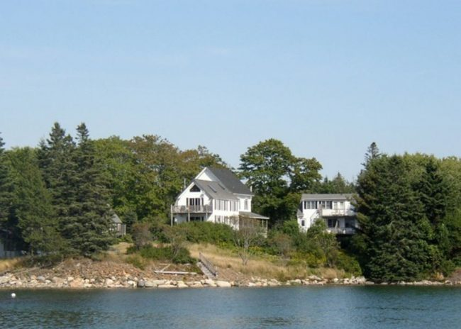 Shore View, Carriage House,