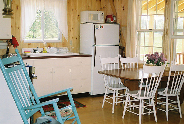 Kitchen, Blueberry Cottage