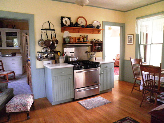 Kitchen, 1890's Farmhouse