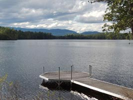 Songo Pond Lakeside Property