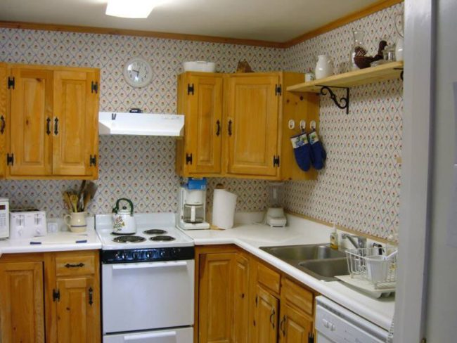 Kitchen, Cottage 2