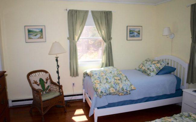 Hodgdon Pond Farm Cottage 1 back bedroom