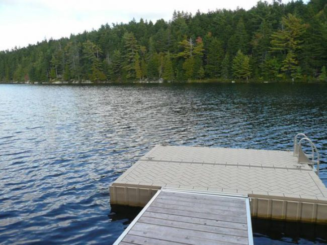 Dock, Cottage 2
