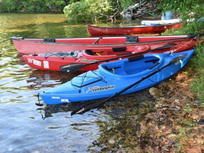 Lakefront Getaway - Kayaks
