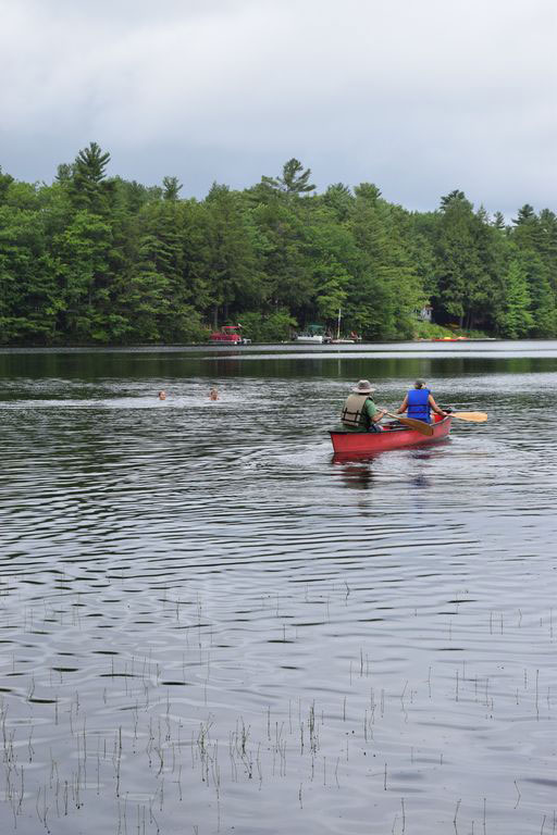Lakefront Getaway - Sabbathday Pond