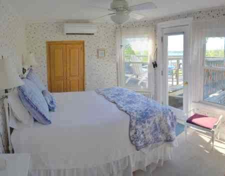 Kingsleigh Inn Chelsea Bedroom