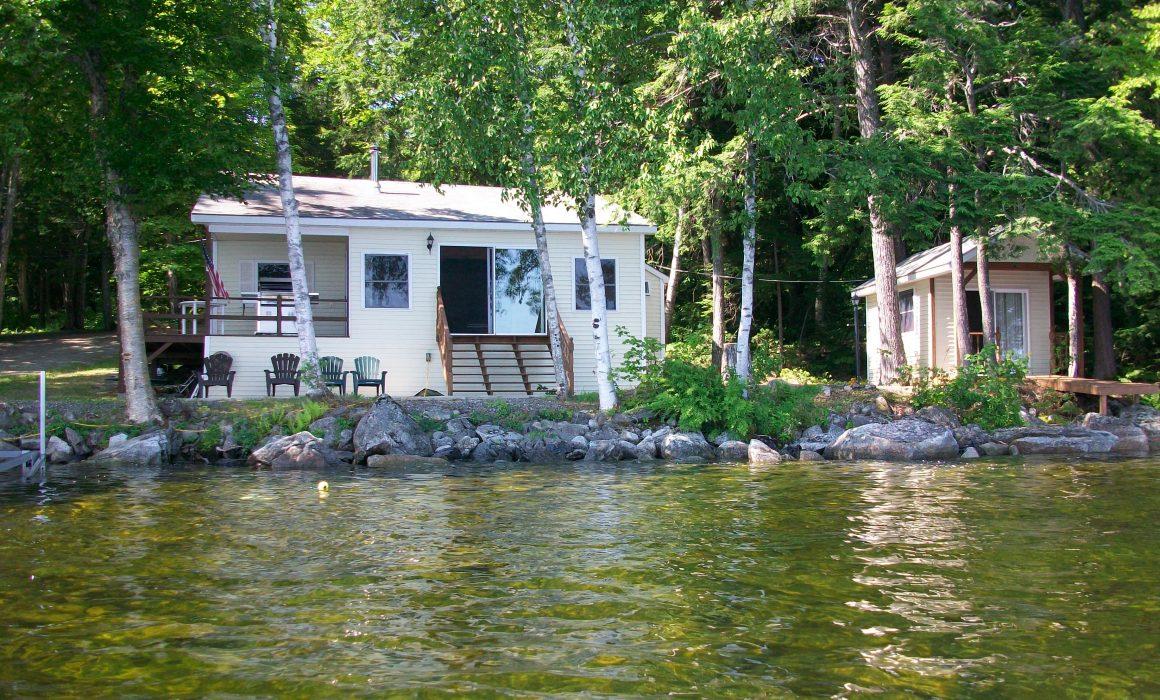 Maine State Park Cabin Rentals